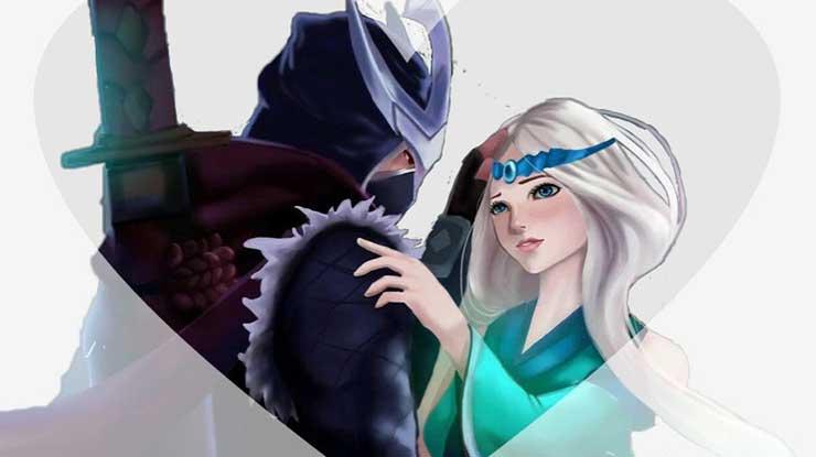 Pasangan Hayabusa Kagura
