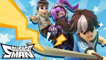Download Sausage Man Battle Royale versi Android