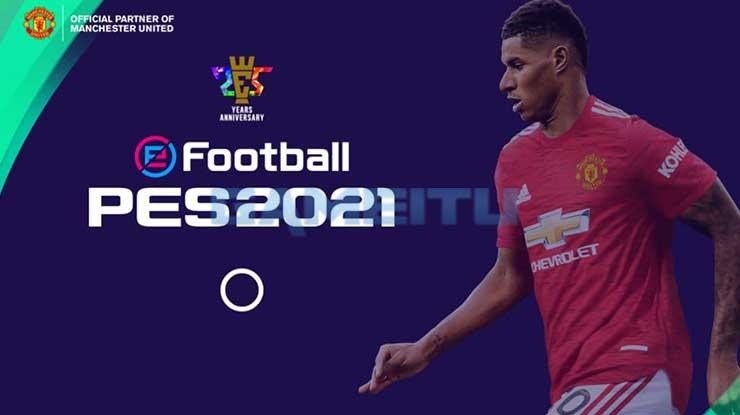 Jalankan PES 2021 Mobile 2
