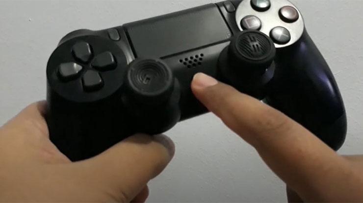 Nyalakan Kembali Controller 2 Untuk Mulai Main 2 Player PES 2021 Tanpa Merusak Patch