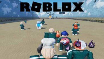 Cara Main Squid Game di Roblox Android Seru Banget